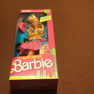 1987 California Barbie